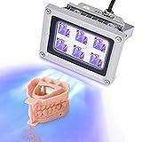 Sovol Imprimante 3D Résine LED lampe à polymériser UV 405nm pour SLA/DLP d'imprimante 3D