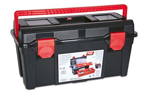 Tayg M255703 - Caja herramientas n.36 plastico
