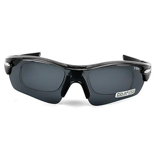 ChenYongPing Gafas de Sol polarizadas Bicicleta Gafas de Cambio de Color Gafas...