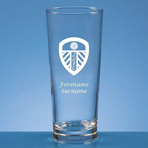 Leeds United F.C. Vaso de Pinta de Cerveza: Amazon.es: Deportes y aire libre
