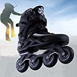 Inline Skates for Adult Roller Skates,Outdoor Roller Blades for Men, Women and Teens,Speed Skating Shoes for Beginners Specialized