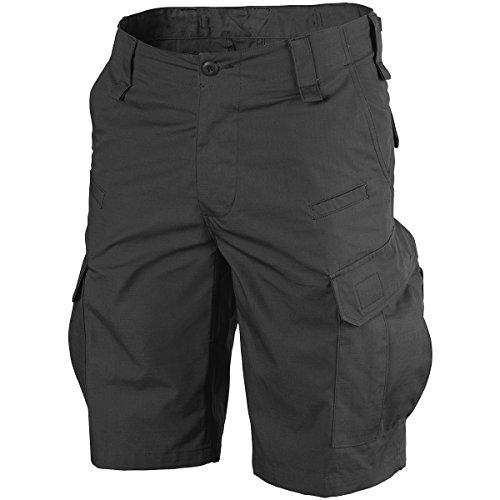 Helikon CPU Hommes Short Noir Taille S