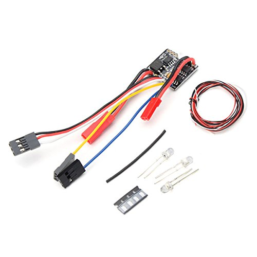 LaDicha Orlandoo OH35P01 Kit RC Car Parts Mini 2s ESC