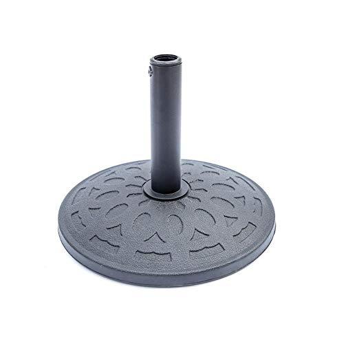 VENTDOUCE 33lb Patio Umbrella Base Wassergefüllte 23