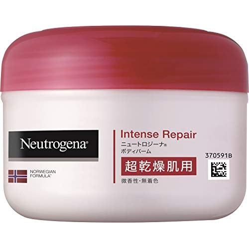 Neutrogena(ニュートロジーナ) ノルウェーフォーミュラ インテンスリペア ボディバーム 超乾燥肌用 微香性 ...