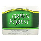 Green Forest Double Roll Bathroom Tissue, 12ct, 4pk