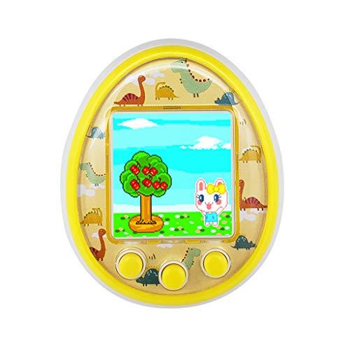 Bciou Mini juguetes electrónicos para mascotas 8 mascotas en 1 virtual cibernético USB carga micro chat juguete para niños adultos regalo