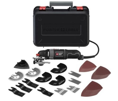 Check Out This Porter-Cable PCE605K52 3.0 Amps Oscilating Tool Kit 52 Accessories