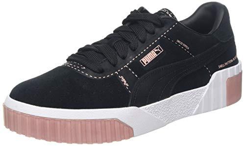 PUMA Cali Patternmaster Wn's, Zapatillas para Mujer, Negro (Puma Black 02) ...