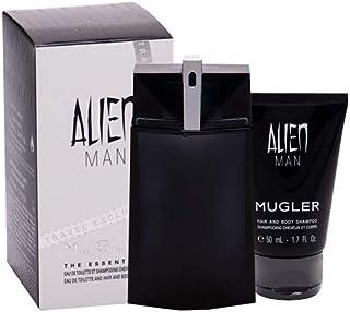Thierry Mugler Eau de Toilette Spray and Shower Gel 2 Piece Gift Set for Men, 2 count