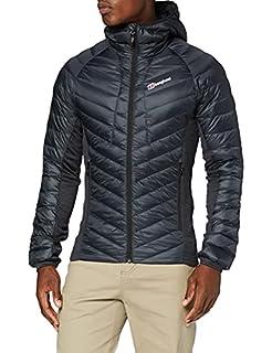 Berghaus Men's Tephra Stretch Reflect Down Jacket, Grey, X-Large (B07DL55NR9) | Amazon price tracker / tracking, Amazon price history charts, Amazon price watches, Amazon price drop alerts