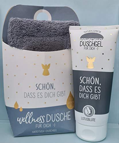 LaVida Relax-Geschenk-Set, Wellness Dusche,