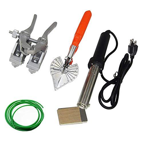JIAWANSHUN PU Round Belt Welding Machine Round Belt Welder Joint Machine (One Set)
