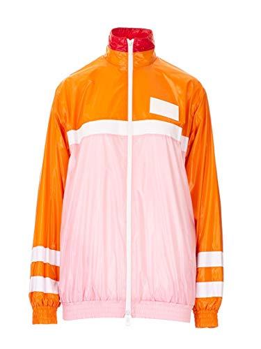 BURBERRY Luxury Fashion Damen 8021941 Orange Polyamid Jacke | Herbst Winter 19