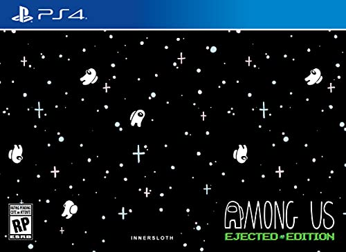 41ZS5CXvzBS. SL500  - Among Us: Ejected Edition (PS4) - PlayStation 4