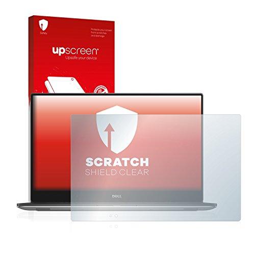 upscreen Schutzfolie kompatibel mit Dell Precision 5520 4K Touch – Kristallklar, Kratzschutz, Anti-Fingerprint
