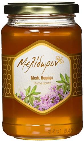 Melidoron Roher Griechischer Thymian Honig, 450 g
