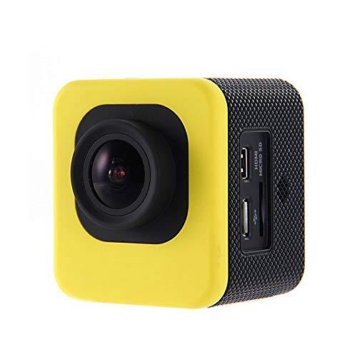 ZYJANO Caméra Sport Caméra d'action Sport Full HD 1080P 170 degrés Mini plongée 30M Caméra étanche Mini caméscope M10 Sport DV