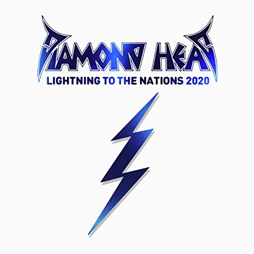Album Art for Lightning To The Nations 2020 by Diamond Head