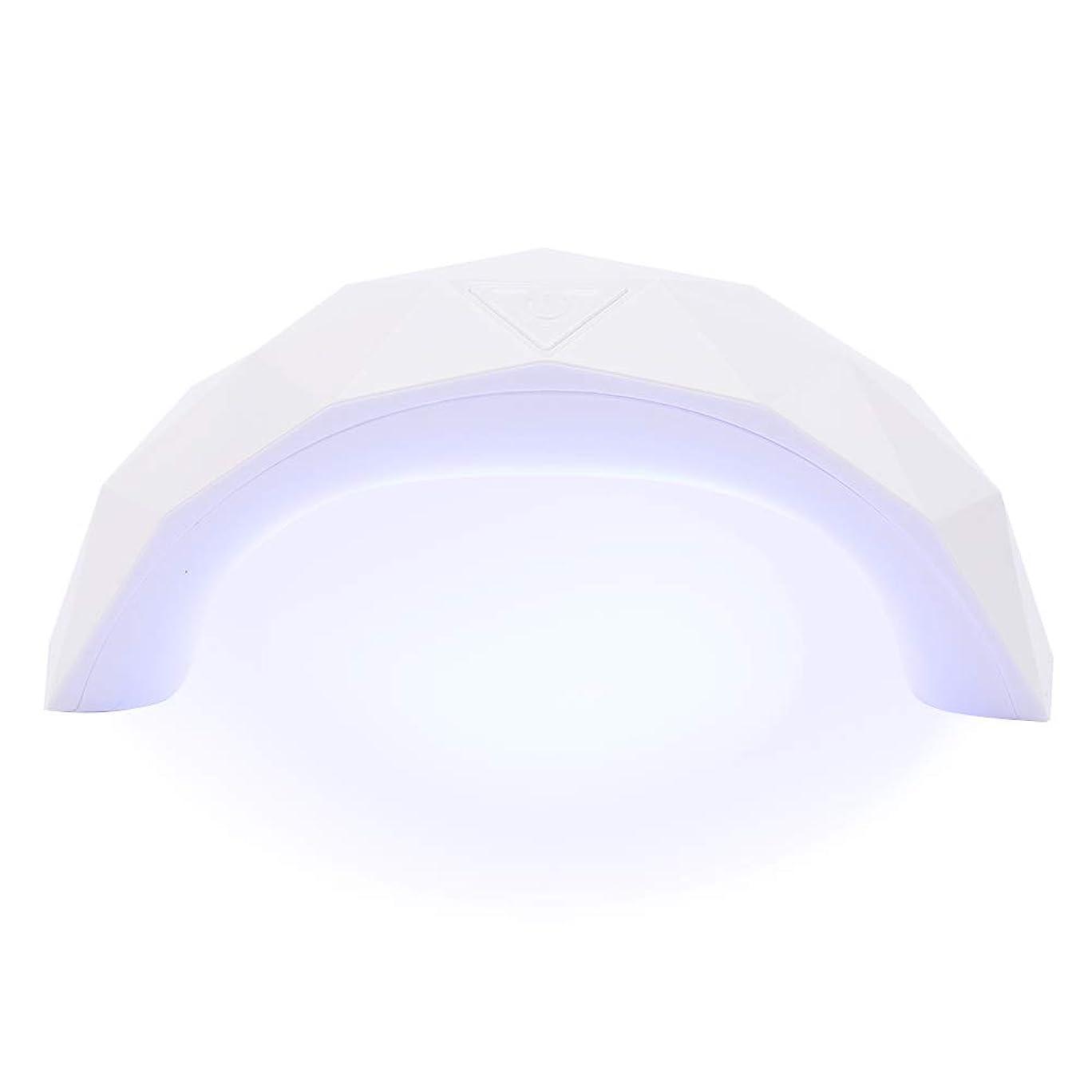 気分が良いガロン仮装ネイルライト 9W スマートライト LED UV ネイルドライヤー 赤外線美白機能付き