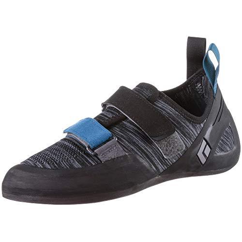 Black Diamond M Momentum Climbing Shoe Grau, Herren Kletterschuh, Größe EU 41.5 - Farbe Ash