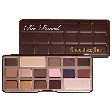 トゥーフェイス チョコレートバーアイシャドウコレクション