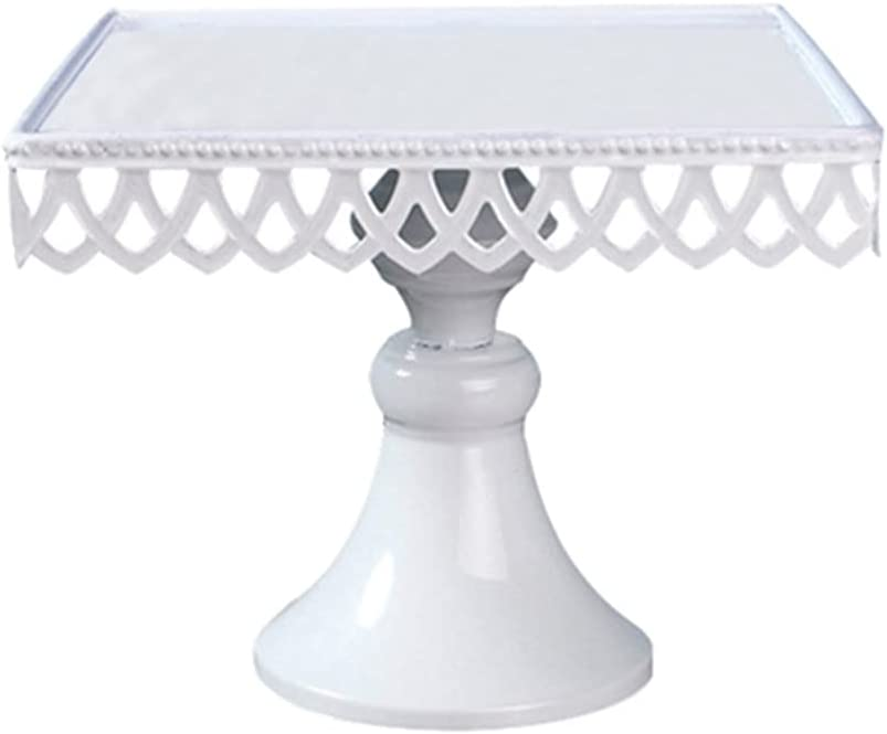 Trust DOITOOL Antique Don't miss the campaign Round Metal Cake Cupcake Holders Display Stands