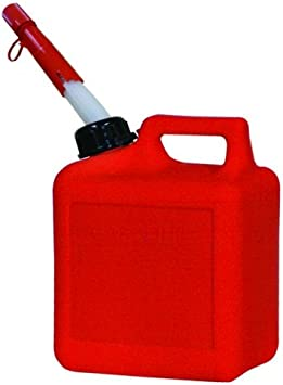 Midwest Can 1200-12PK Gas Can - 1 Gallon Capacity, (Pack of 12): image