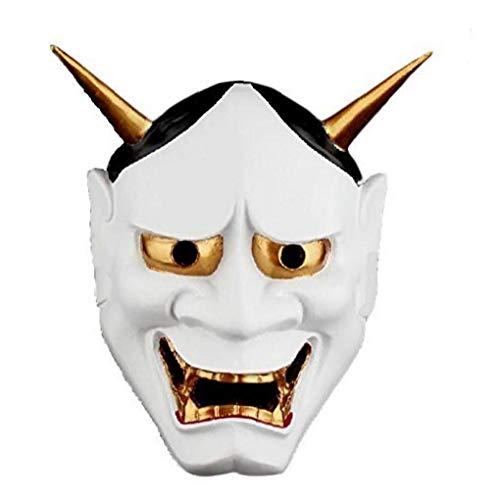Dorime máscaras de Halloween de Terror Parodia de la sabiduría Japonesa de Dibujos Animados LAN Ling Wang Juego en Grupo Decorativa máscara
