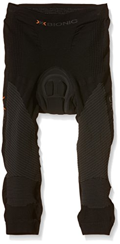 X-SOCKS Adulte Laufartikel Biking Lady Ow Pants Medium Comfort XS Noir - Noir/Anthracite