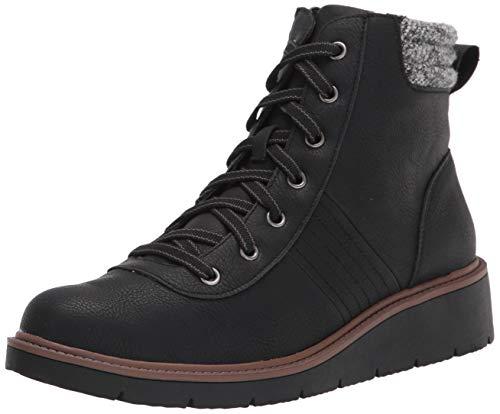 Dr. Scholl's Shoes Women's Little Wild Mid Calf Boot, Black, 9.5