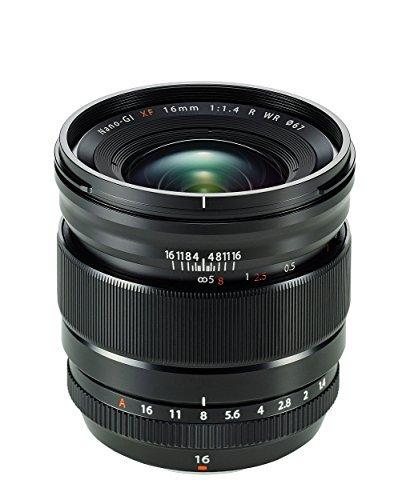 FUJIFILM単焦点超広角レンズXF16mmF1.4RWR