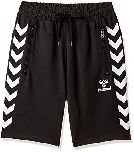 Hummel Herren HMLRAY Shorts, Schwarz, L