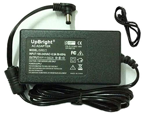 UpBright 48V AC/DC Adapter Compatible with Cisco 7800 Series CP-7811 K9 CP-7821 CP-7841 CP-7861 CP-7821-3PCC-K9 CP-7841-3PCC-K9 CP-8831 CP-8831-3PCC-K9 IP UC Phone 44-57VDC 48VDC Power Supply Charger