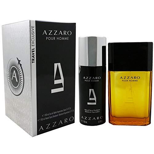 AZZARO POUR HOMME 100ML + DEOSPRAY 150ML