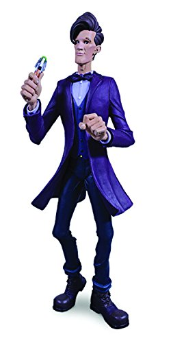 Big Chief Studios Doctor Who: The Eleventh Doctor (Purple Jacket Version) Dynamix Limited Edition Figure