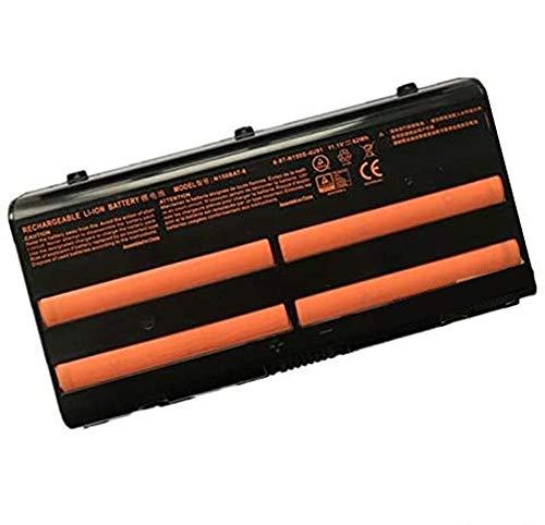 Bestome Ersatz Akku Kompatibel mit Clevo N150 MVGOS F5 F5-150a Hasee Z6 Z6-SL7D1 G6 Z7 Hasee GX8 Z7M Z7M-SL7D2 6-87-N150S-4292 NP7155 NP7170 N170RF1-G N170SD