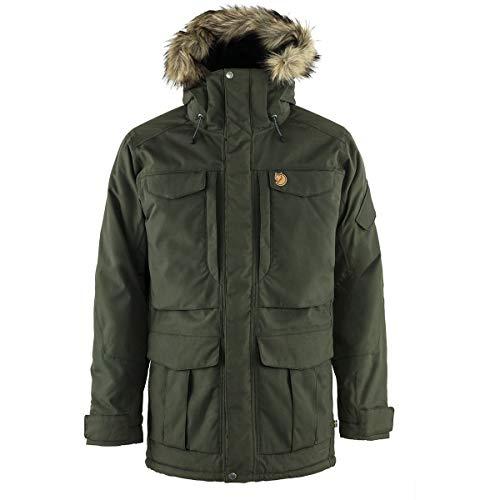 Fjallraven Herren Yupik Parka M Sport Jacket, Deep Forest, XXL
