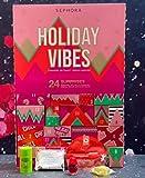 Sephora Calendrier de l'Avent Holiday Vibes 24 Surprises - Beauté - Cosmétique - Édition limitée