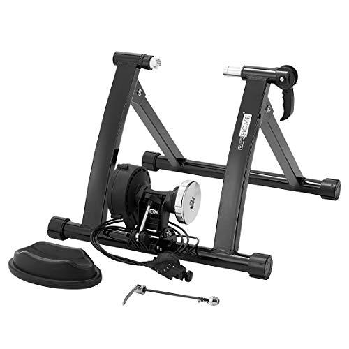 VIVOHOME Heavy Duty Steel Indoor Bike