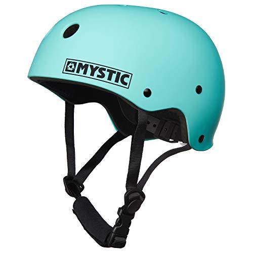 Mystic Kitesurf kite protectie MK8 Helmet Mint/Grey L
