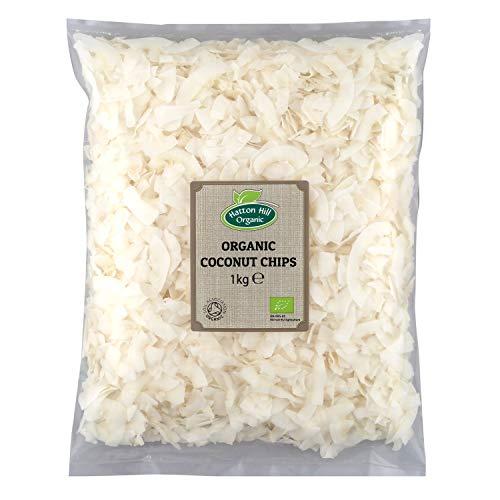 BIO Kokos Chips 1kg von Hatton Hill Organic - BIO zertifiziert