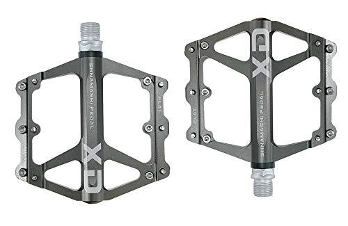 FrontStep Pedales Antideslizantes Generales de Aluminio Peda