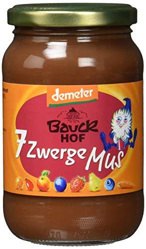 Bauck HOF 7 Zwerge Mus, 370ml