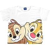 (ディズニー)Disney 半袖Tシャツ キッズ 男の子 女の子 オリジナル【disori-bigt-kids】110cm チップデール