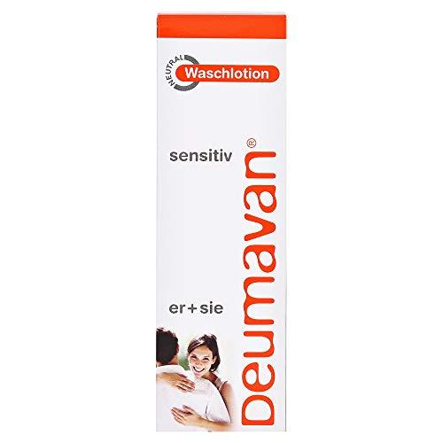Deumavan Waschlotion sensitiv neutral, 200 ml Salbe