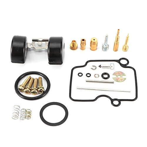 Accesorios de kits de reparación de carburador de motocicleta para YM YBR125 JYM125 apto para carburador Mikuni VM22