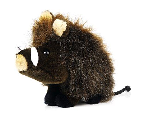 Sunny toys 30992 - Plüsch Wildschwein, Circa 18 cm