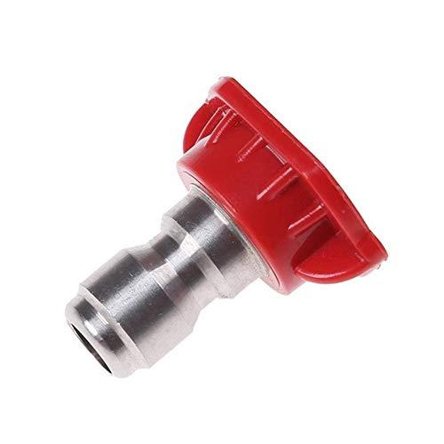 Conector de la manguera Manguera de jardín De anclaje rápido Car Wash Boquilla herramienta de metal Jet Pistola de pulverización de la boquilla de alta presión arandela de boquilla rociadora múltiples