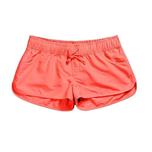 N\P Verano de las Mujeres Casual Deportes Pantalones Cortos Casual Sueltos Casual Pantalones Cortos de Verano